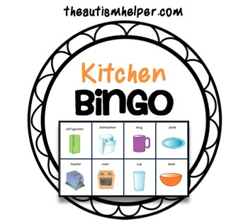 Kitchen Bingo