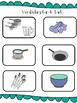 Kitchen & Cooking Unit-For Special Education and Autism