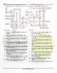 Kitchen Cookware and Utensils Crossword Puzzle Worksheet