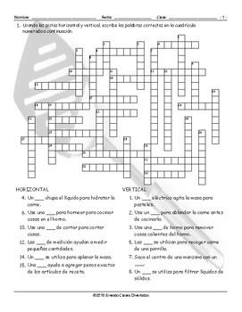 Small Kitchen Knife Crossword Clue - wedfv