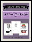 Kitchen Cookware (set I) Picture Flashcards