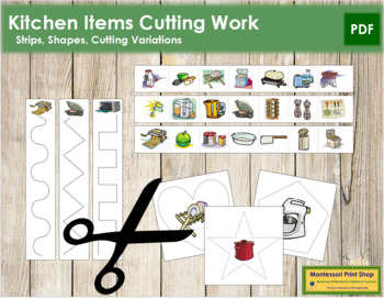 Kitchen Cutting Strips
