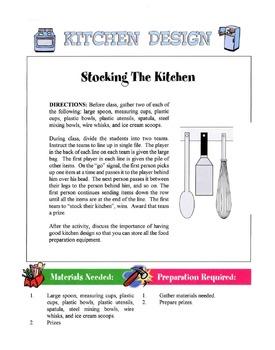 Kitchen Design Lesson