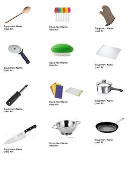 Cooking Webquests   Teachers Pay Teachers
