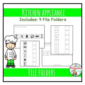Kitchen File Folder Bundle