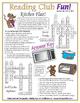Kitchen Flair Crossword Puzzle