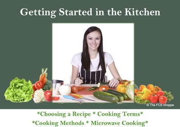 Kitchen Guidelines_Recipes, Cooking Terms & Cooking Methods