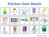 Kitchen Item Matching
