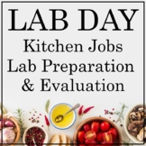 Kitchen Lab Day Preparation and Evaluation