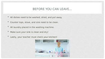 Kitchen Lab Procedures