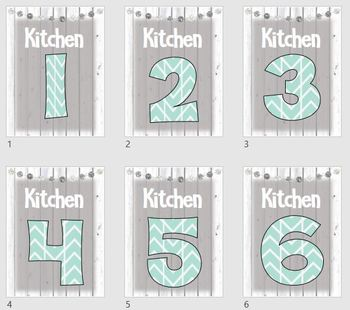 kitchen labels facs home ec shabby chic by middle school tech party