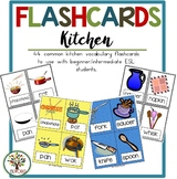 Flashcards Kitchen and Meals