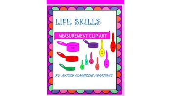 Kitchen Measurement Clip Art