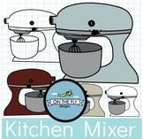 Kitchen Mixer {CU OK}
