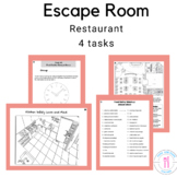Kitchen Pathogens and Safety ESCAPE ROOM (Family and Consumer Science, FACS, FCS