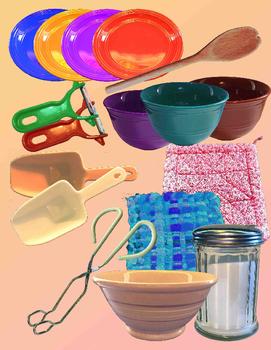 Kitchen Photo Clip Art
