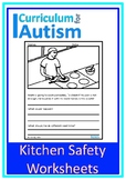 Kitchen Safety Cooking Life Skills Autism