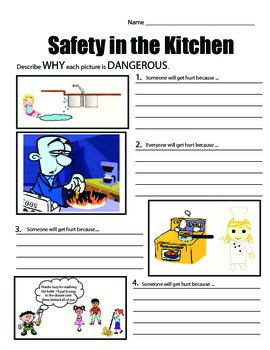 Kitchen Safety Package