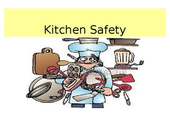 Kitchen Safety Power Point