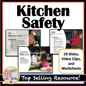 Kitchen Safety Lesson!