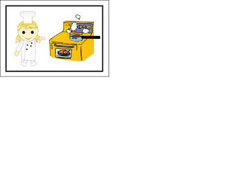 Kitchen Safety Scenarios - A Powerpoint Presentation