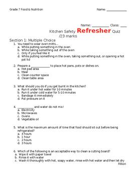 Kitchen Safety Test Multi-Pack