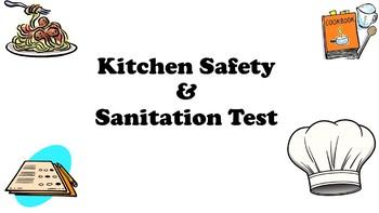 Kitchen Safety Test and Key