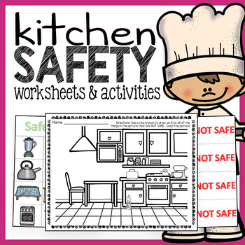 photograph relating to Food Safety Printable Worksheets titled Kitchen area Stability Worksheets Lecturers Fork out Instructors