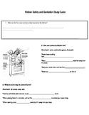 Kitchen Safety and Sanitation Study Guide