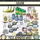 Kitchen Science - Physical and Chemical Changes Clip Art