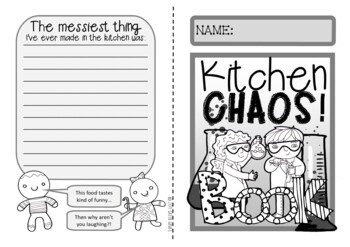 Kitchen Science {Activities to introduce basic science vocabulary and concepts}