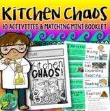 Kitchen Science {Activities to introduce basic science voc