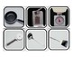 """""""Kitchen Tools"""" Reality Squares for Autism"""