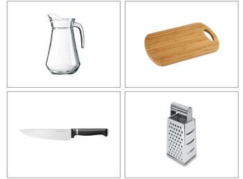Kitchen Vocabulary Language Cards