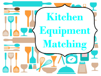 Kitchen Utensil Matching