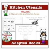 Kitchen Utensils: Adapted Books