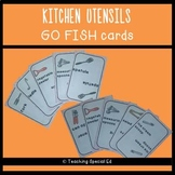 Kitchen Utensils Go Fish
