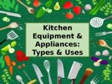 Kitchen Utensils and Appliances Powerpoint
