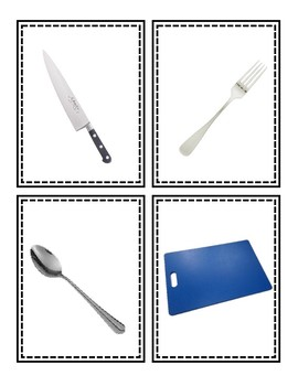 Kitchen Vocabulary