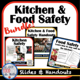 Back to School! Kitchen and Food Safety Bundle (3 Resource
