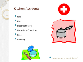Kitchen and Safety Powerpoint