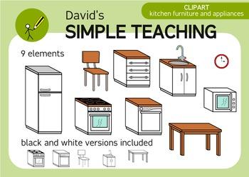 Kitchen furniture and appliances - Muebles y electrodomést