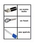 Kitchen Utensils in French Concentration Games