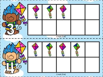 Kite 10 Frames 1-20