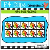 Kite 10 Frames (P4 Clips Trioriginals)