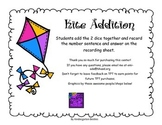 Kite Addition