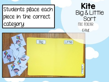 Kite Big & Little Sort