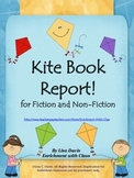 Kite Book Report Packet for Fiction and Non-Fiction