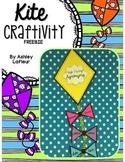 Kite Craftivity Freebie
