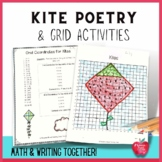 Math Grid and Poetry Activities: Kite Days